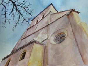 Biserica din deal - Sighisoara