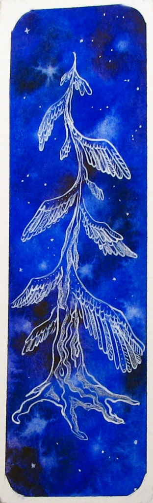 Angel Tree in Space