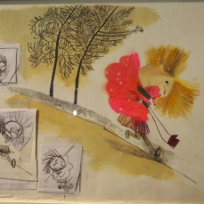 Beatrice Alemagna exhibition