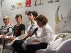 Isabelle Arsenault interview