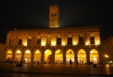 Bologna historical center